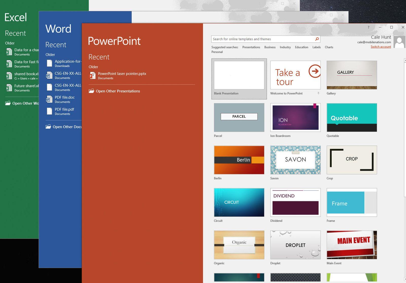 Office 365 Best apps, App, Great apps