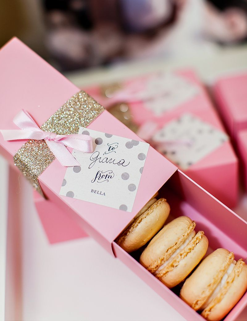 17. Geburtstag Feiern Ideen Modern Pink And Gold Party Festa Boa Pinterest