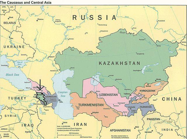 Mapa poltico central asia armenia by armenianeagle via flickr mapa poltico central asia armenia by armenianeagle via flickr gumiabroncs Gallery