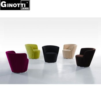 Modern Round Single Relaxing Sofa Chair View Sofa Chair Ginotti Product Details From Dongguan Ginotti Furniture Factor Round Sofa Round Sofa Chair Sofa Chair