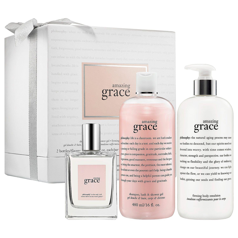 Amazing grace jumbo gift set philosophy sephora