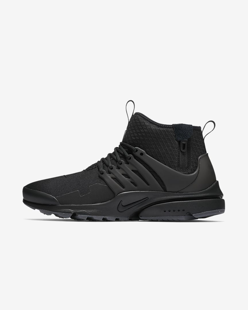 huge selection of 01abc d6ae7 Nike Air Presto Mid Utility Men s Shoe