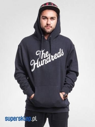 Bluza Z Kapturem The Hundreds Forever Slant Hd Navy Hoodies Fashion The Hundreds