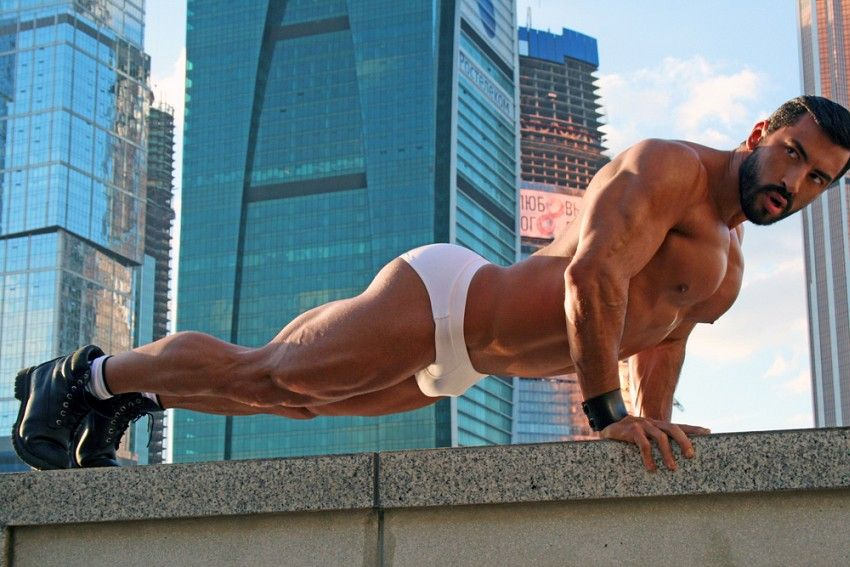 Muscle gay big Muscle Lover: