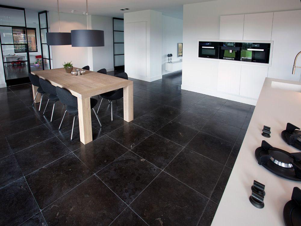 Tegels Grijze Keuken : Tegelvloer de keuken tegelvloeren pinterest tegelvloeren