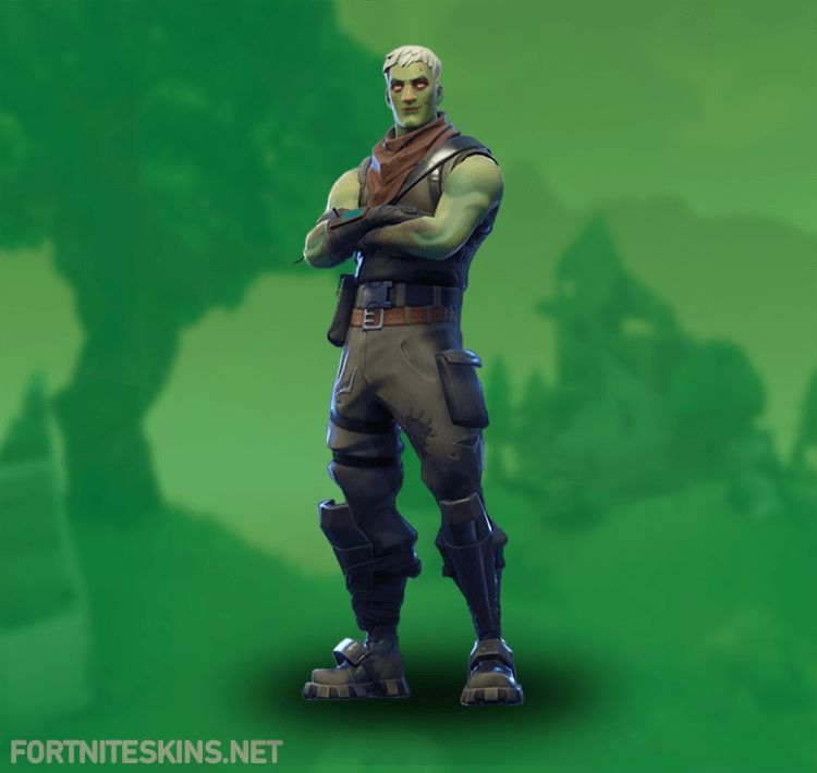 Zombie Soccer Skin Fortnite Png Fortnite Holiday Outfits Fortnite Skins Di 2020