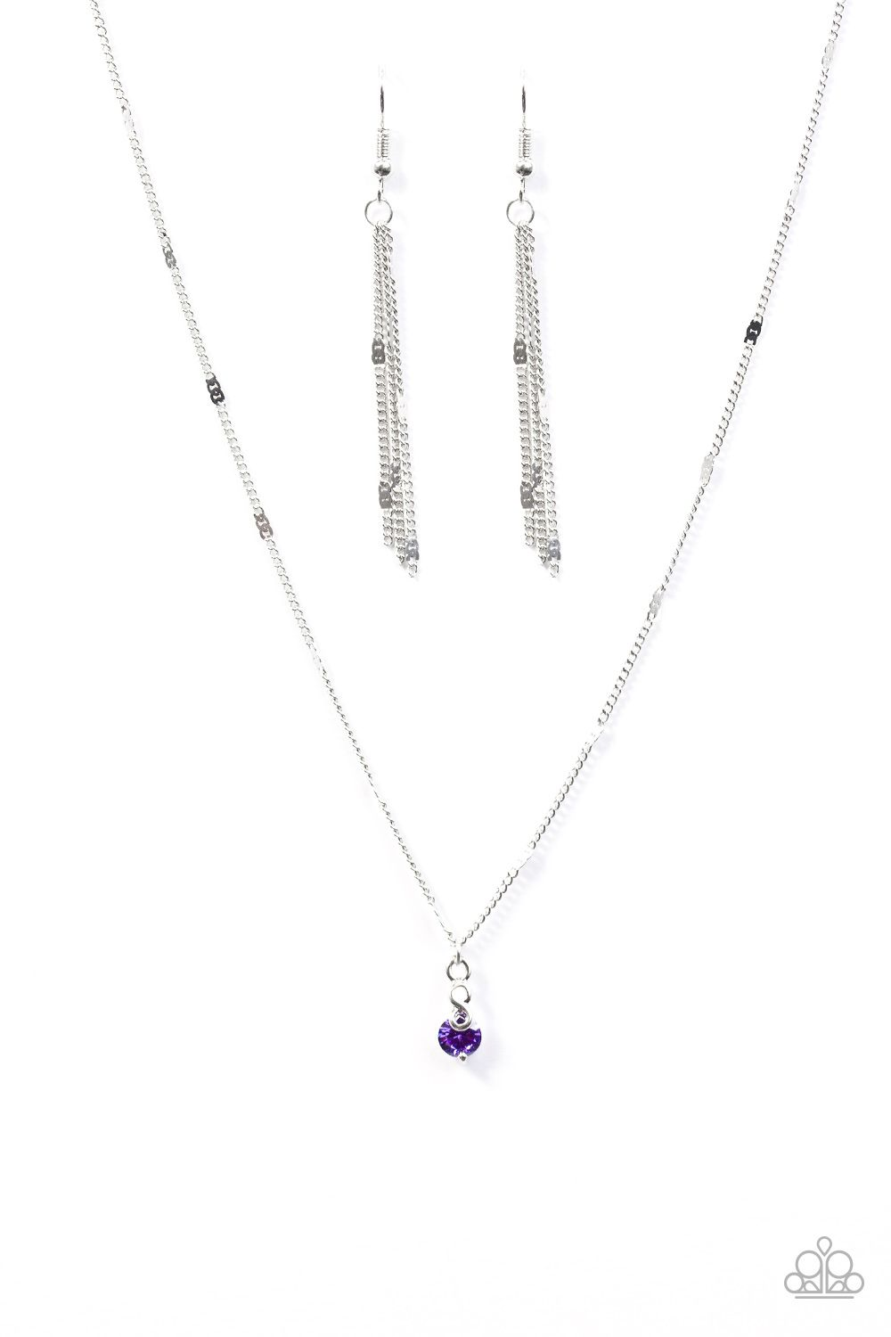 Paparazzi Accessories- Everything is $5! All jewelry is nickel and lead free. New inventory added daily Mon.- Fri. If you see a piece that you love buy it because it might not be there again. Find this and other jewels at https://paparazziaccessories.com/84702/ Forever Sparkle - Purple