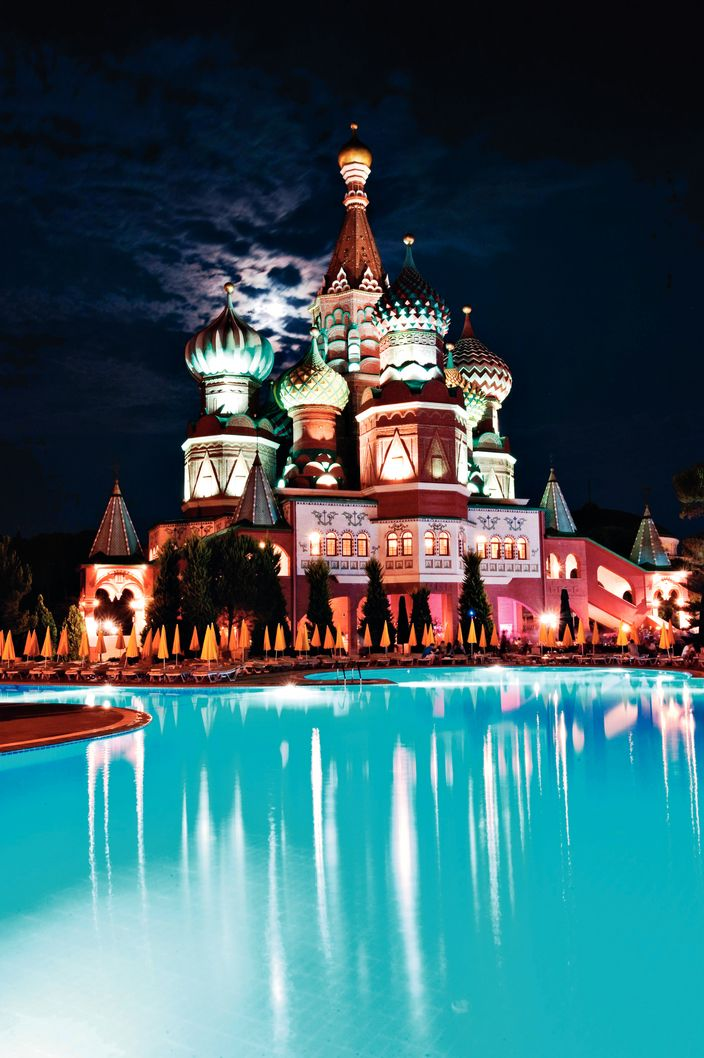 Wow Kremlin Palace Lara Beach Antalya Turkey Schone Hotels