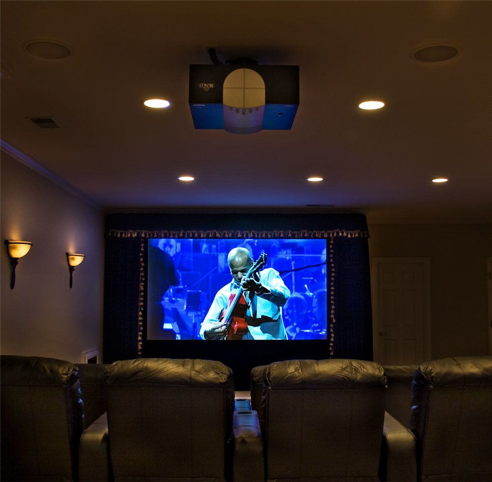 Home Theatre Design Concepts: Providing The Critical Liaison Between Design And