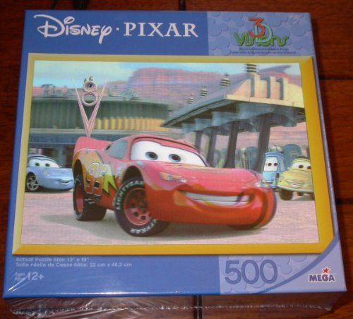 Disney Pixar 3D Vision Puzzle - Cars Moving Image Posters,http://www.amazon.com/dp/B002UBQK60/ref=cm_sw_r_pi_dp_8OVjtb082K547PET BTW...this is cool! .check this out: http://imobileappsys.com/3d/