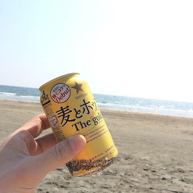 材木座海岸 di 鎌倉市, 神奈川県