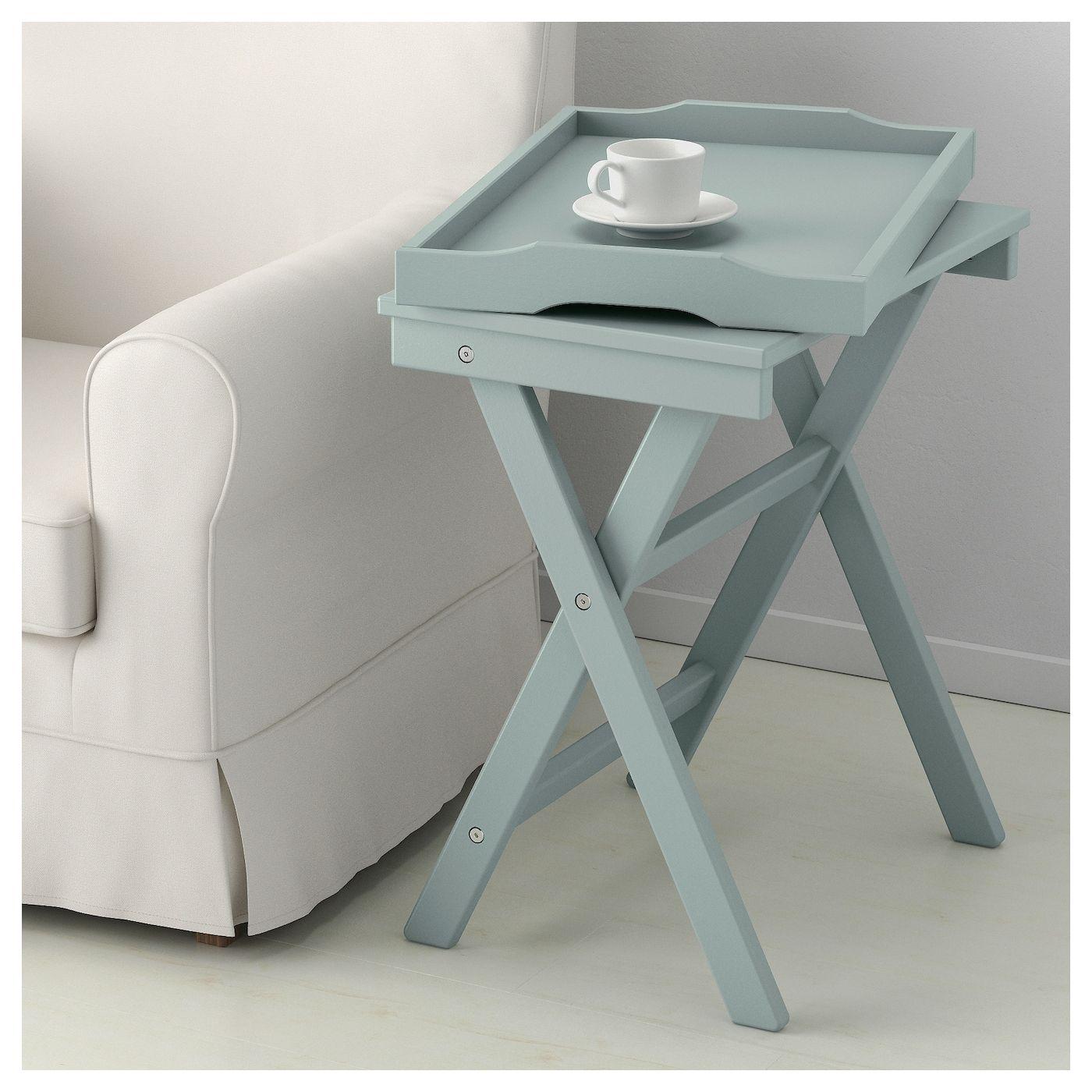 - IKEA MARYD Green Tray Table Ikea Tray Table, Ikea, Table