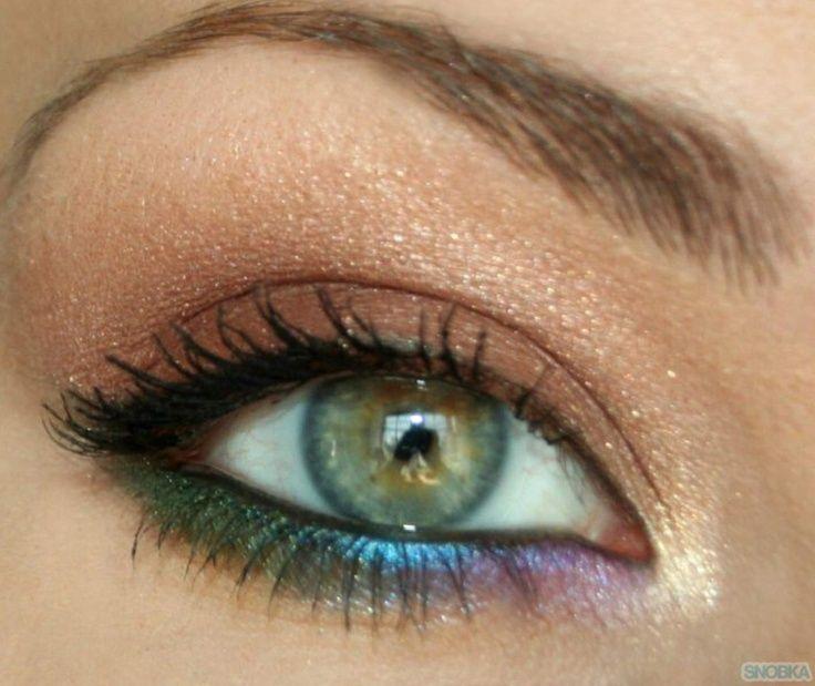 Peacock Eye Shadow