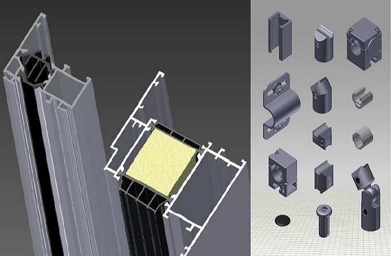 Neville is a great supplier of Aluminium Profiles product similar to