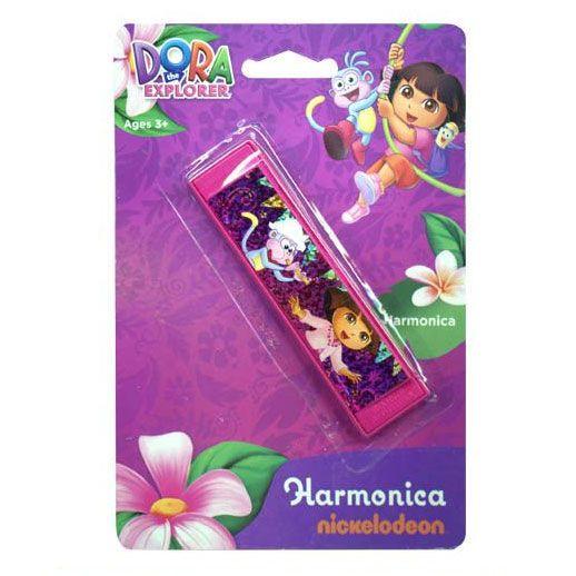 Disney Dora the Explorer and Friends Harmonica   Balli Gifts