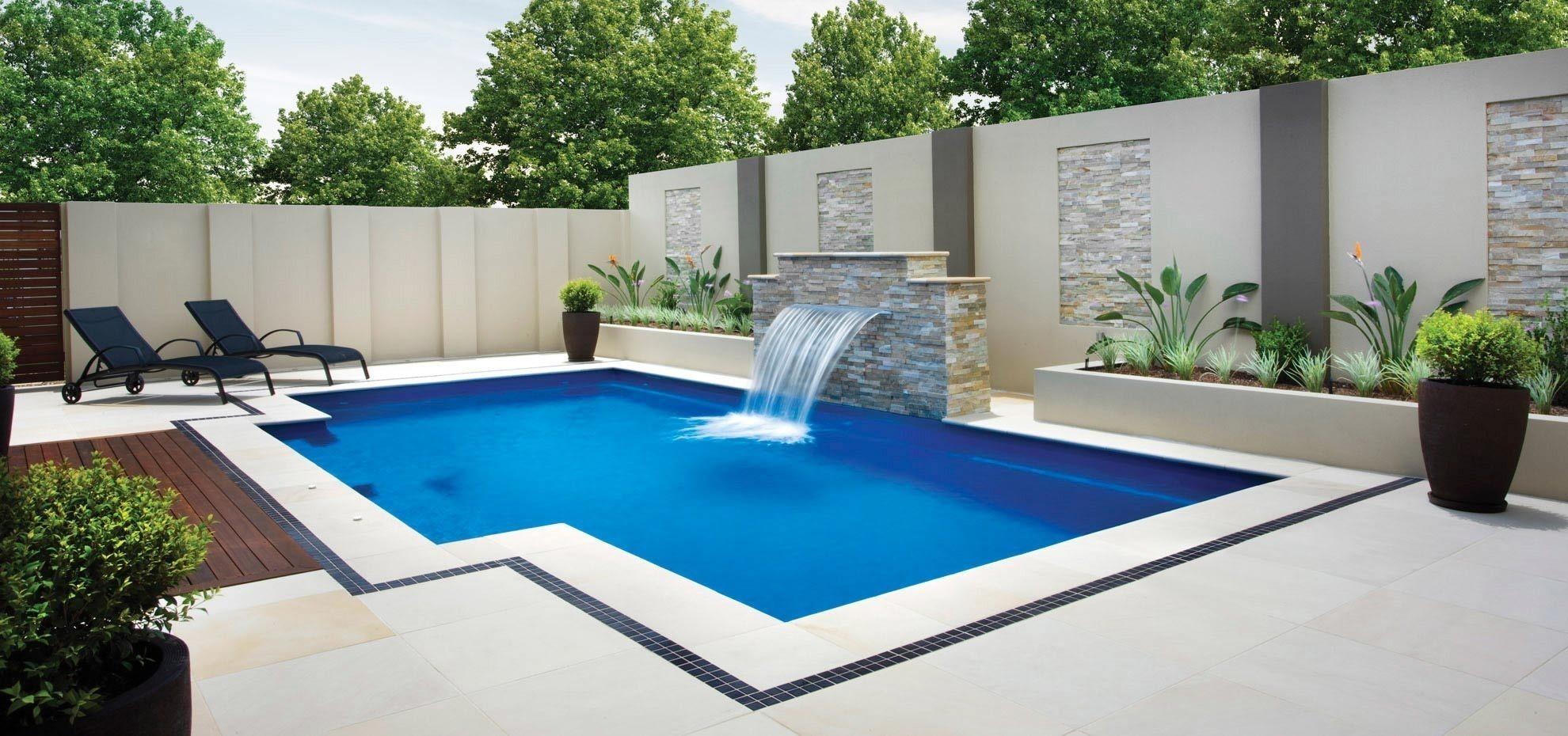 Inspirational Pool Landscaping Ideas Australia CN21vu  Backyard