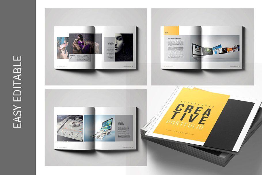 Graphic Design Portfolio Template Portfolio Template Design Graphic Design Portfolio Examples Portfolio Design