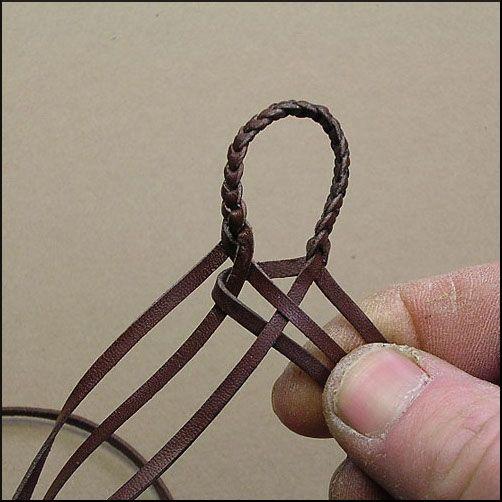 6 strands leather braiding by john braiding pinterest 6 strands leather braiding by john fandeluxe Choice Image