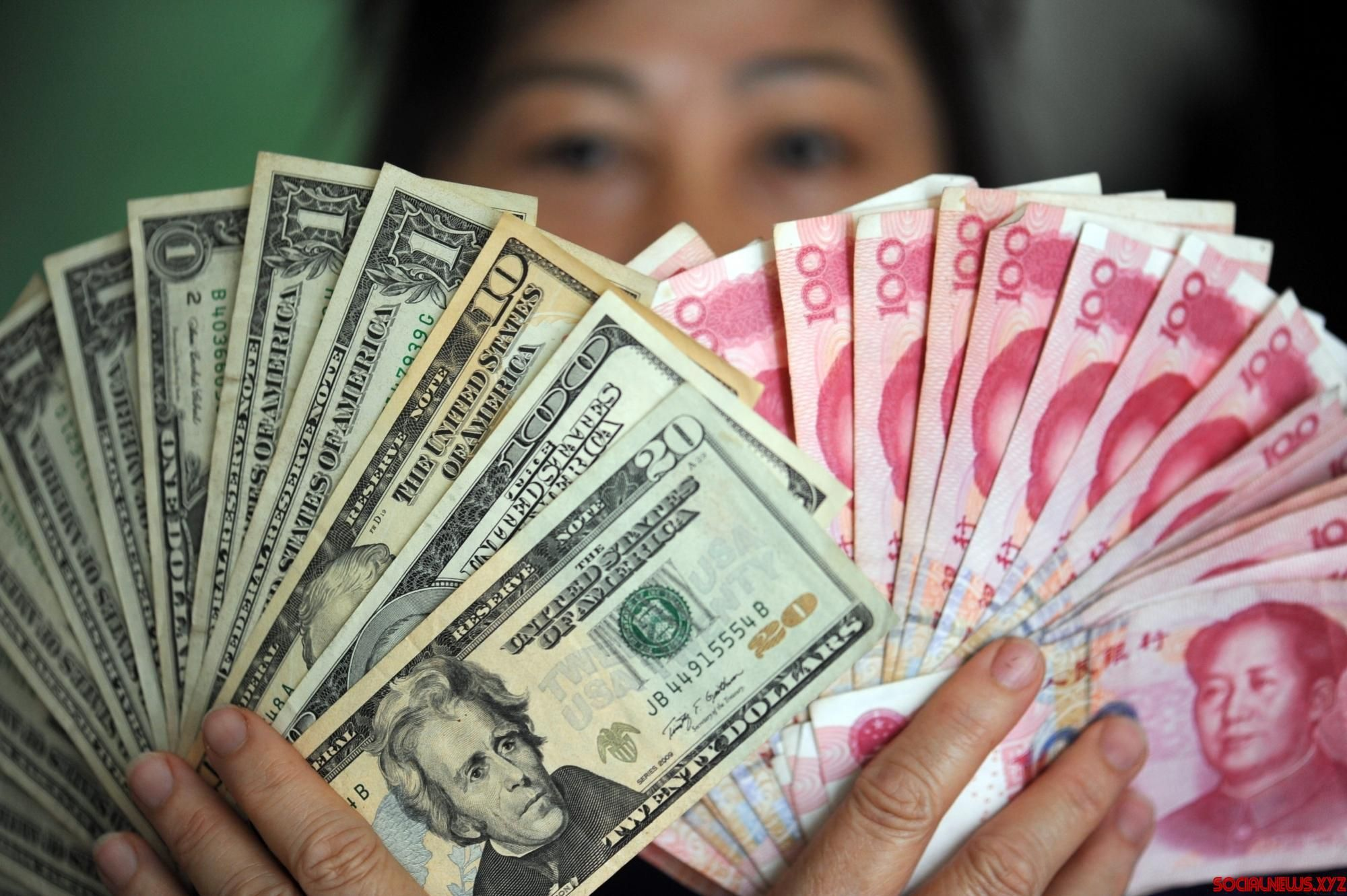 Chinese Yuan Strengthens Against Us Dollar Social News Xyz