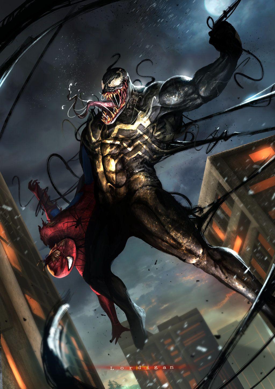 "quarkmaster: "" Venom Pedro Sena """