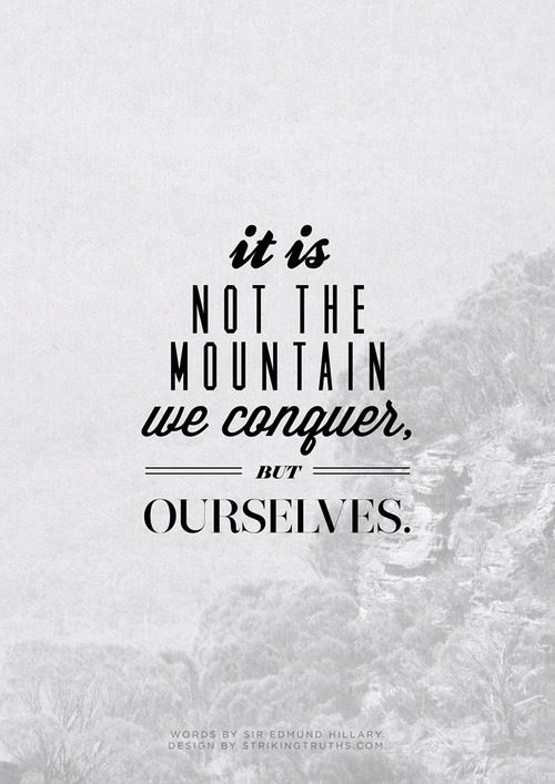Conquer Yourself Word Love Pinterest Quotes Words And