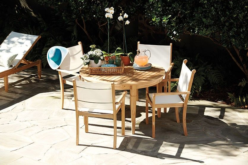 What S Your Outdoor Seating Style Round Dining Set Round Dining