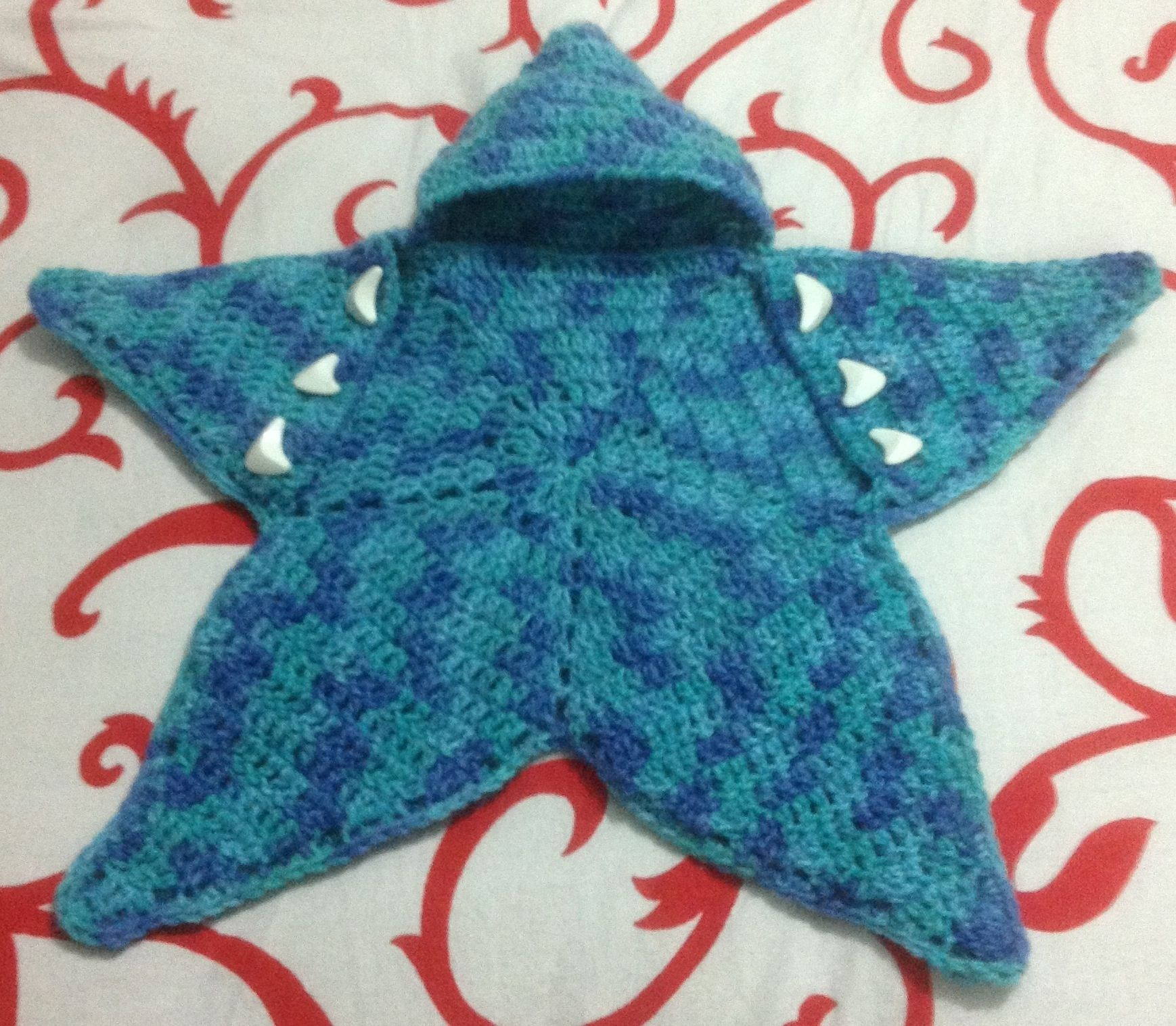 Star baby bunting | Baby bunting, Buntings and Crochet