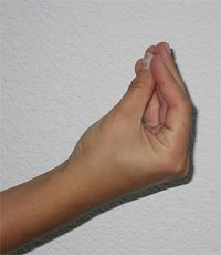 "Italian without words! Can you speak it??  This hand gesture right here means ""What the f***""??  Funny right?"