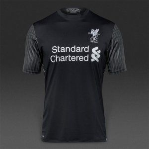 Liverpool FC 2017-18 Season Away Goalkeeper LFC Shirt  K463   8c740e885