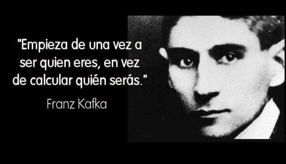 Resultado de imagen para Franz Kafka frases