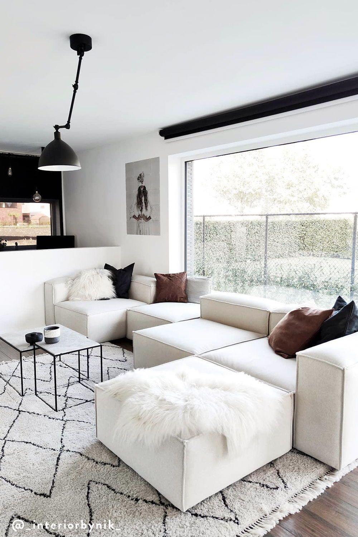 Unser Sofa Liebling Lennon Weiße Couch Wohnzimmer Couch Selber Bauen Wohnung Möbel