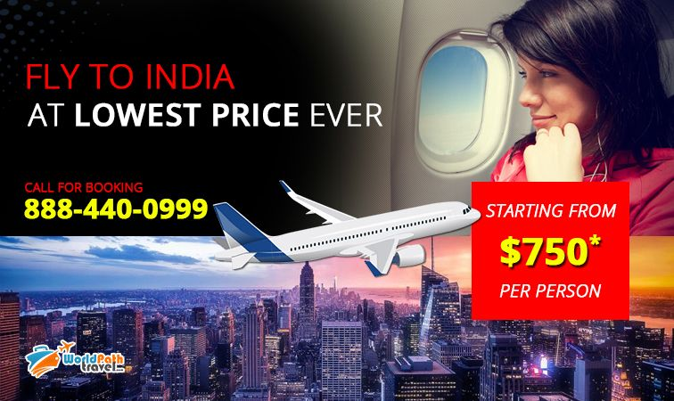 Your search for budget friendly #flightstoindia has ended now. #Book your #flightsfromusa and #Canada with us and #enjoy your air-journey to #India. Also, fly with the #topairlines. Contact us to grab the #bestdealstoindia today!  Call:  +1-888-440-0999  #bestflightdealstoindia #cheapflightticketstoIndia #usatoindiaflights #canadatoindiaflights #airlinetickets #flightticketstoindia