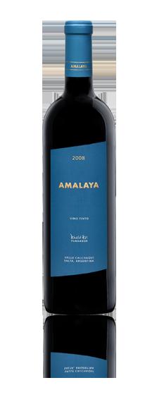 """Amalaya - Colomé - Argentina - 2008 - 75% malbec, 15% cabernet Sauvignon, 5% syrah, 5% tannat    (Para leer la nota completa visitanos en la sección de """"Reviews"""" de www.0054wine.com)"""