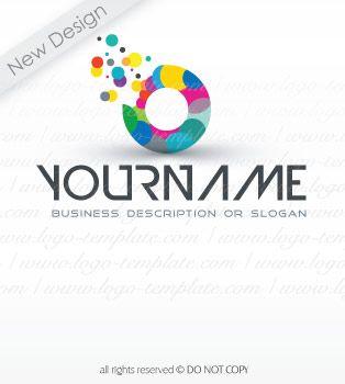 ALPHABET logo design, INITIALS logos, logo template designed with ...