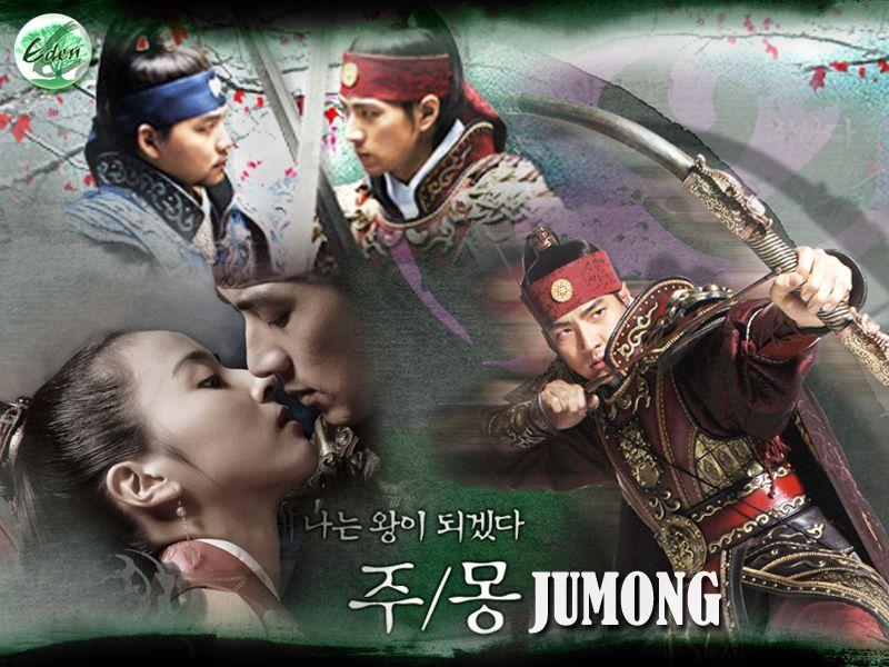 Jumong – Prince of The Legend | Korean Drama | Korean drama, Korean