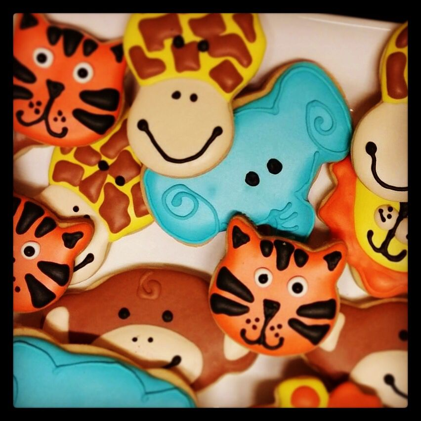 Gorgeous Cookies made by Too Sweet Coffs Harbour