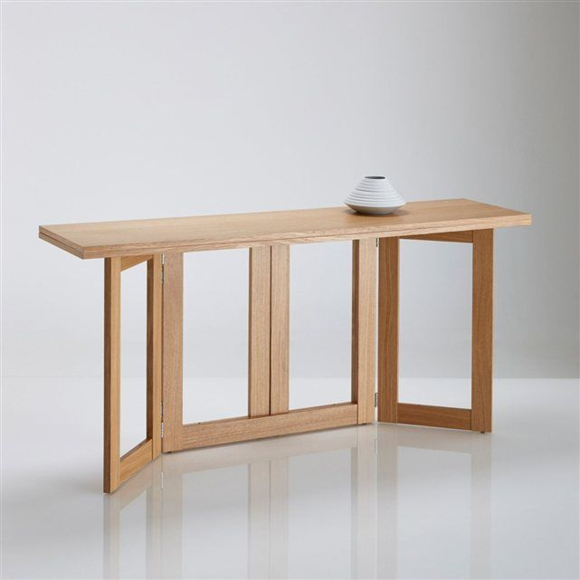 La redoute table console 6 personnes meeting totales for La redoute table