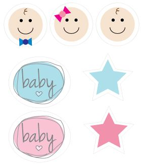 cutest baby shower clipart graphics free printable graphics and rh pinterest com Black Baby Girl Clip Art baby shower clipart girl border