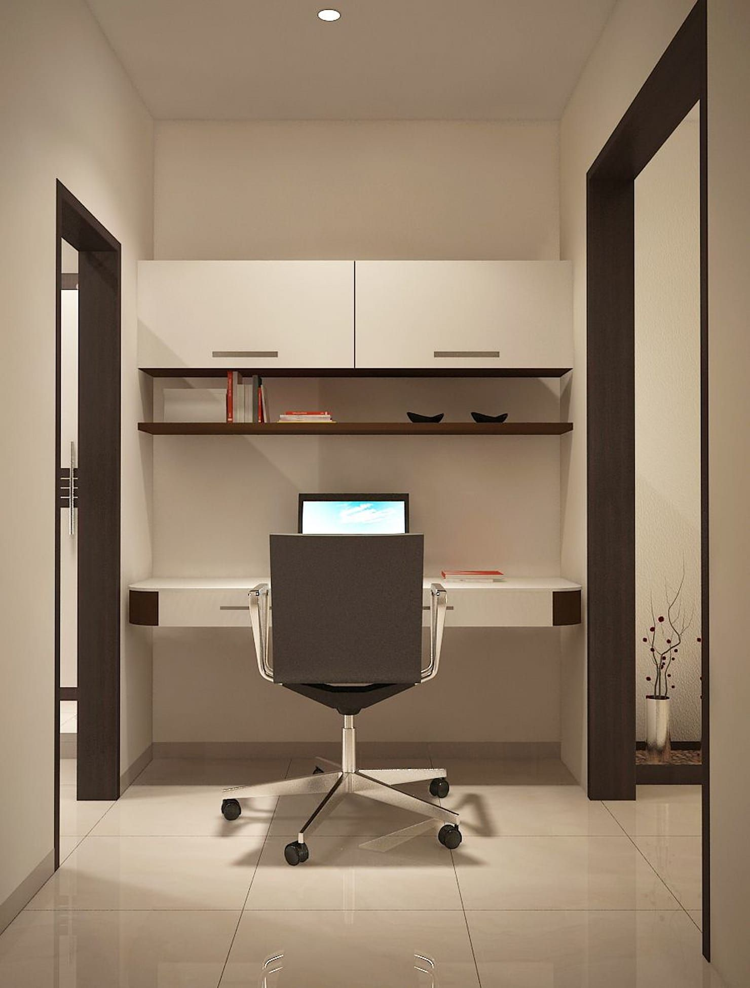 Modern Study Office By Homify Modern Study Table Designs Study