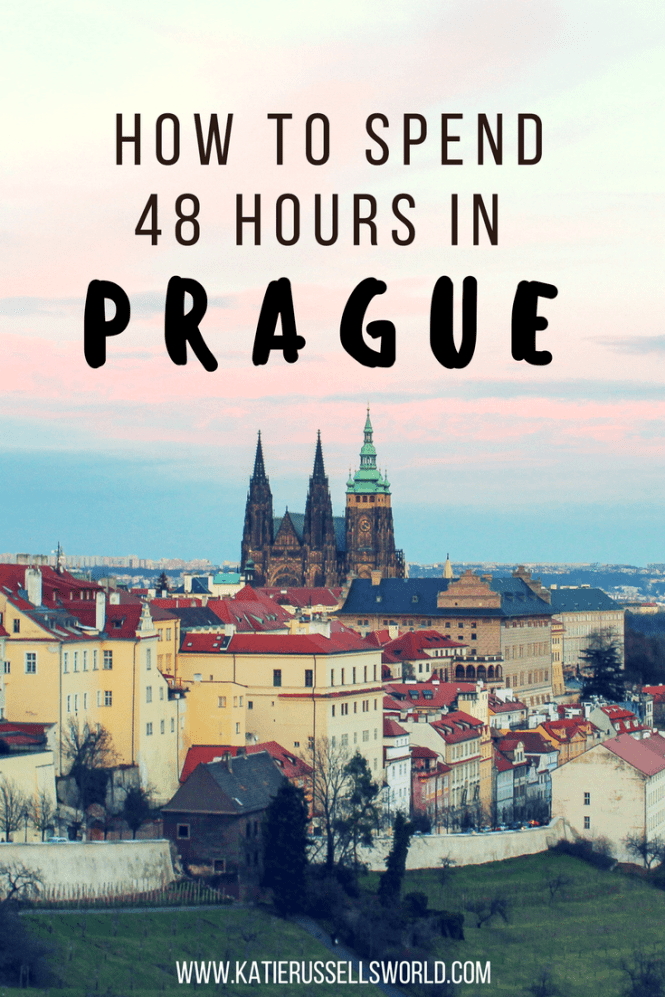 Russell's World: How to spend 48 hours in Prague