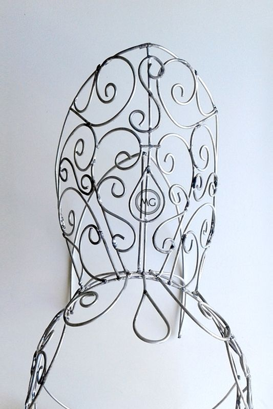 Wire frame headdress made in Brazil for new collection of samba ...