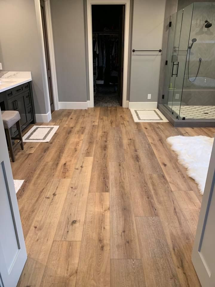 Waterproof Bathroom Floor Waterproof Bathroom Flooring Luxury Vinyl Plank Flooring Waterproof Vinyl Plank Flooring