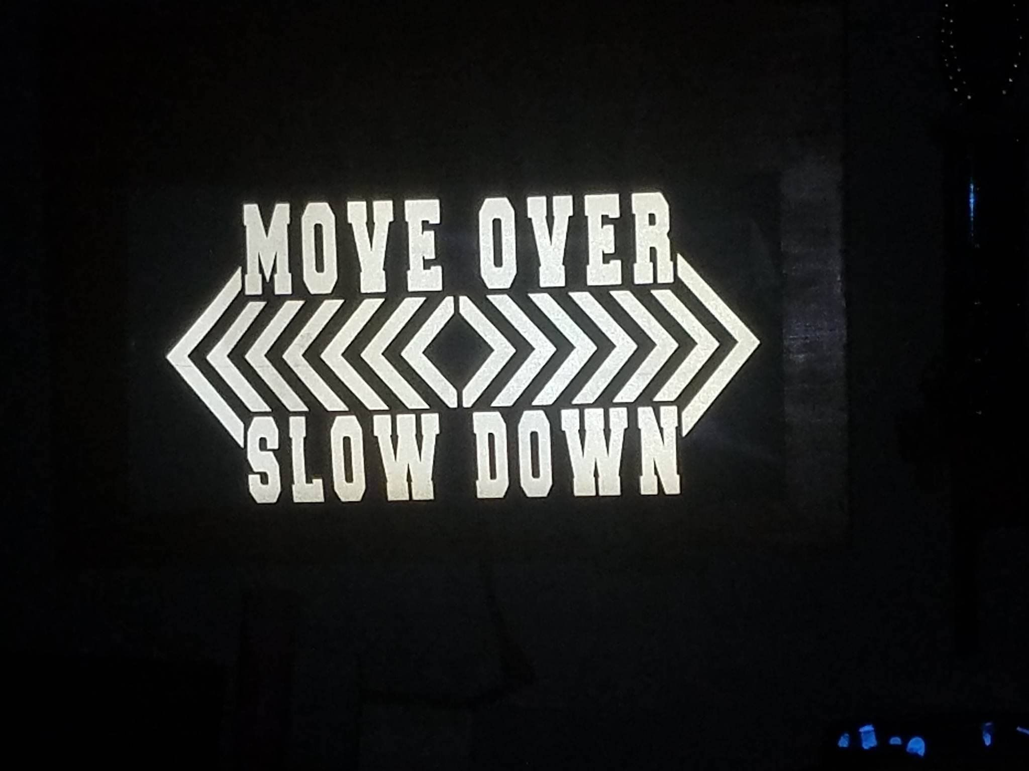 Car King Houston TX Tow Trucks Slow Down And Move Over - Custom vinyl decals houston tx