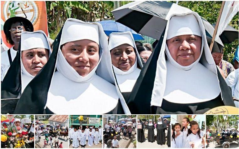 Pallottine Sisters Centennial in Benque