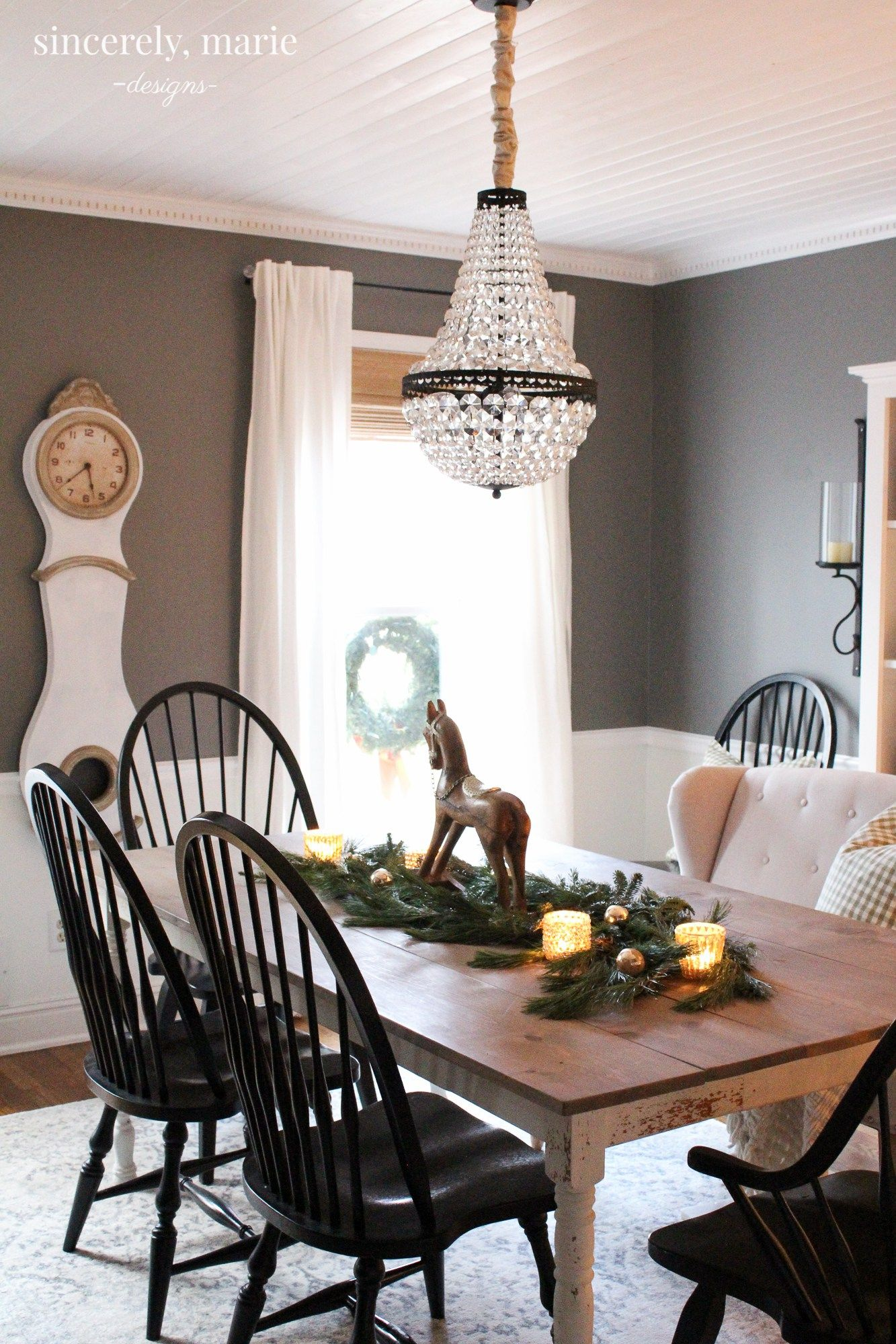20 Modern Colonial Interior Decorating Ideas Inspired By Beautiful Colonial Homes: Home Decor, Decor, Country Farmhouse Decor