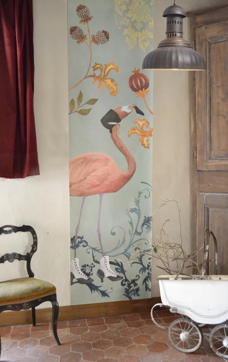 L Univers Poetique De Sandrine Chambery Decoration Maison Idees De Decor Deco