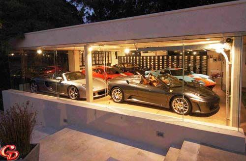 Lovely Car Garage Interior Ideas Smart Garage Design Ideas Ideas