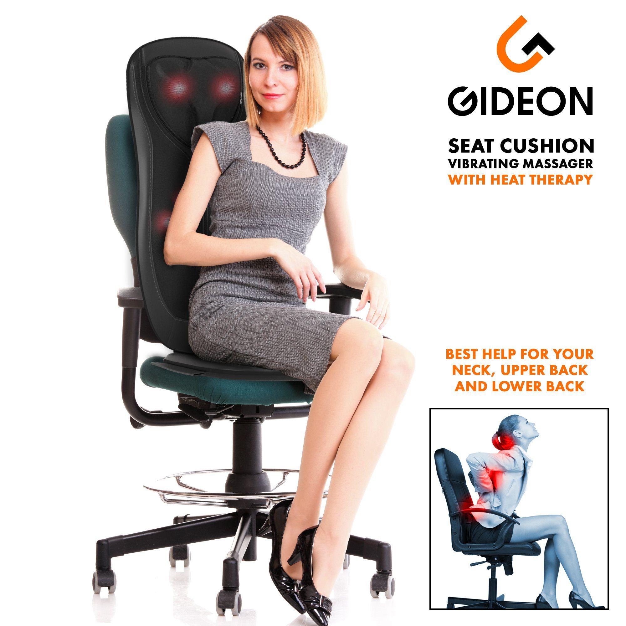 Gideon Luxury Sixprogram Fully Customizable Back And Neck