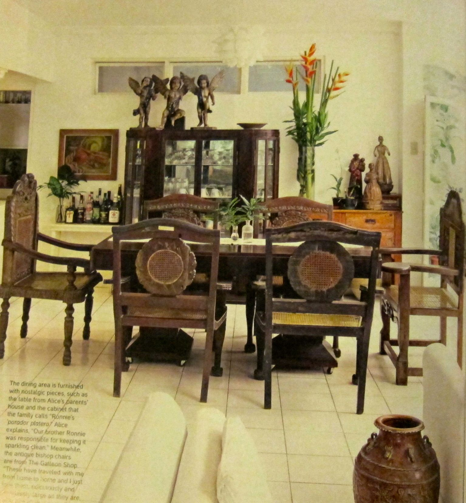 Filipino Home Decor: Filipino Traditional Residence