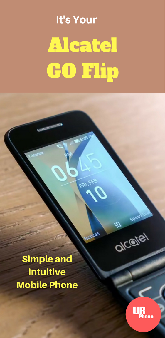 Click to see more about the Alcatel GO Flip | Alcatel | Phone